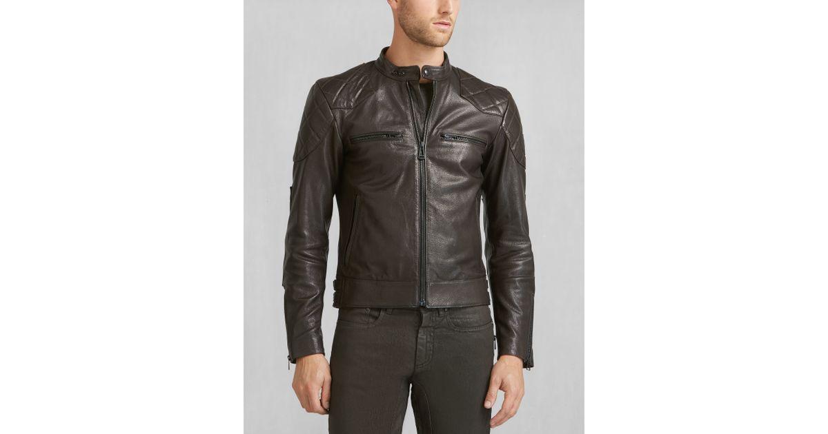 3a870ee036d for Riding Men Jacket Lyst Belstaff UPpRqq
