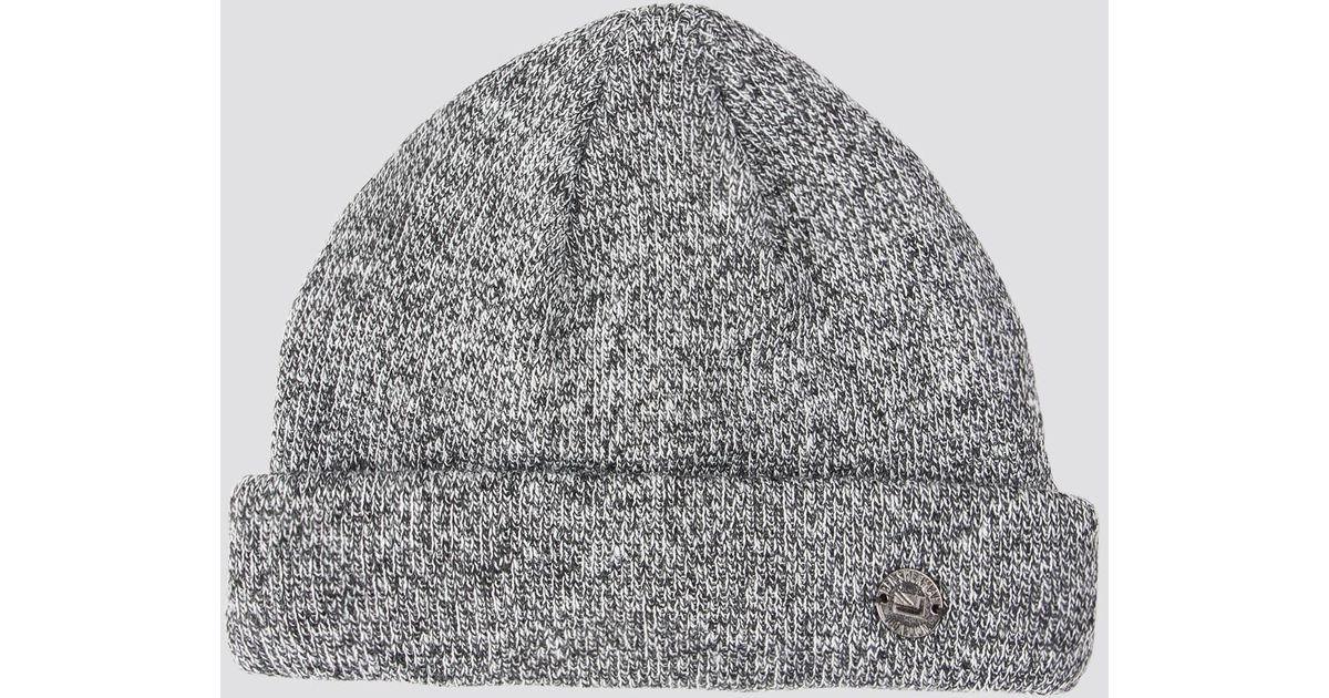 55794d14c9c Ben Sherman Grey Docker Hat in Gray for Men - Lyst