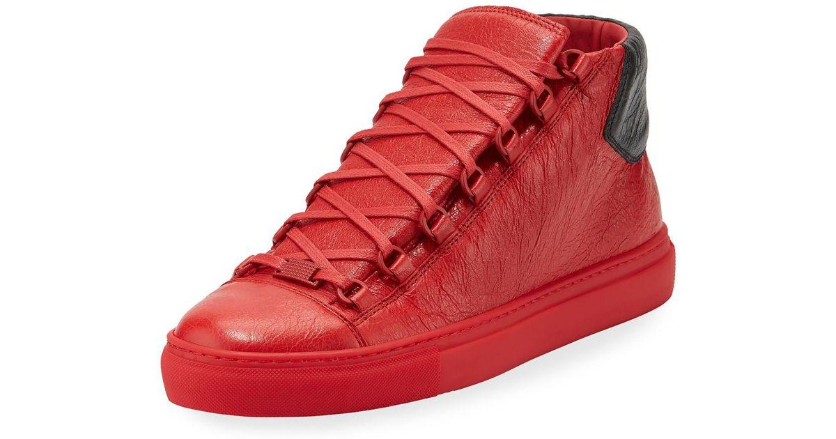 balenciaga arena black sneaker, Balenciaga Leder Boots