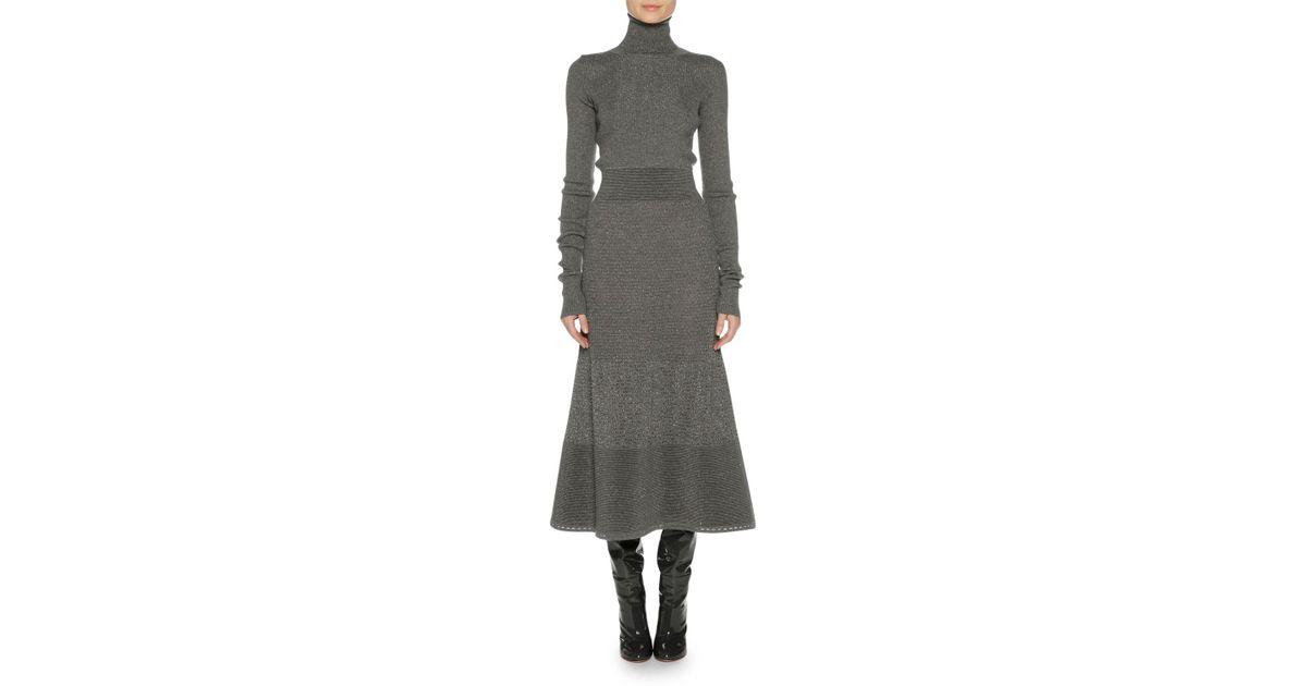 Knitted sweater dress Agnona RsrFd6WIam
