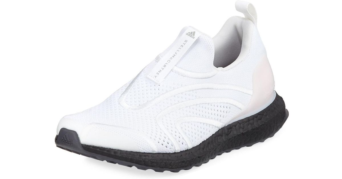 d40371956c6d6 Lyst - adidas By Stella McCartney Ultra Boost Uncaged Fabric Sneakers in  White for Men