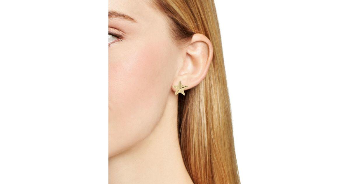 Rebecca Minkoff Calla Hoop Earrings 13ecmi