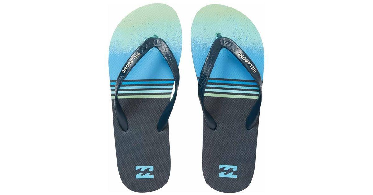 d30cdbe3fd3e79 Lyst - Billabong Tides Sandals for Men