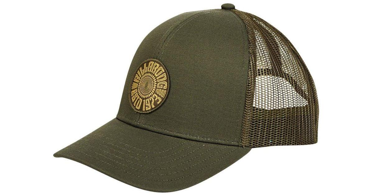 e9c8b9a9dfd39 Lyst - Billabong Walled Trucker Hat in Green for Men