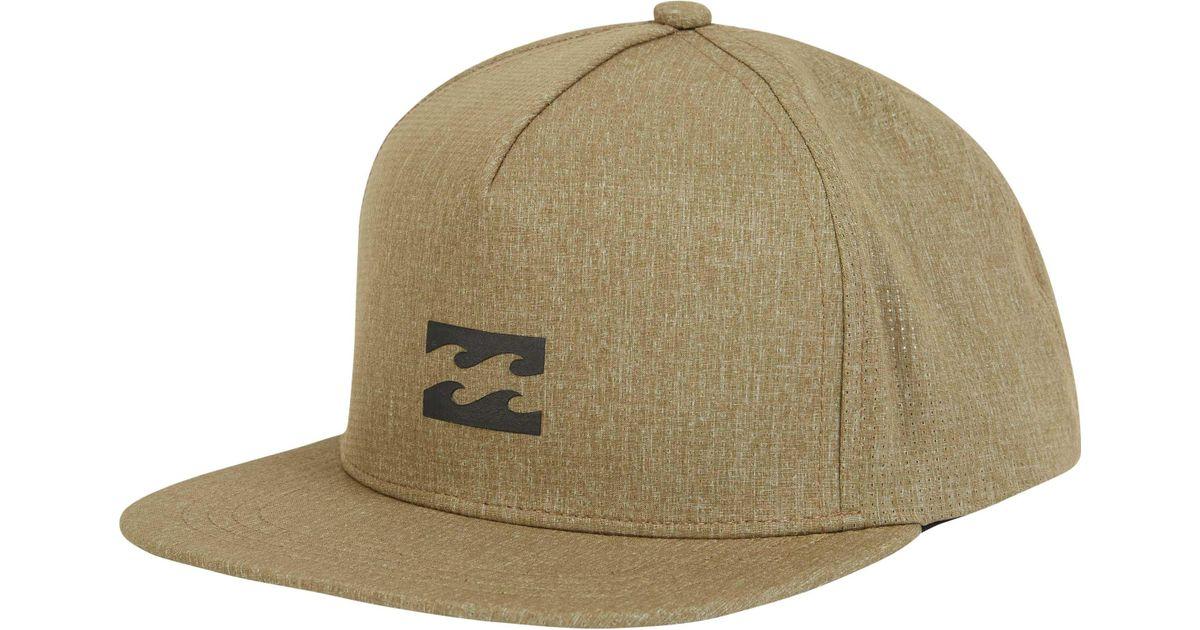 Lyst - Billabong Surftrek Trucker Hat - in Green for Men b23bee9ea99c
