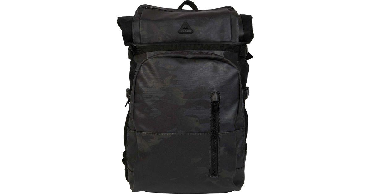 Lyst - Billabong Lowers Multicam Backpack in Black for Men cab73b99425