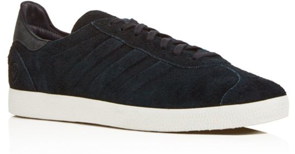 big sale 02a5e 11885 Lyst - adidas Originals X Wings + Horns Gazelle 85 Sneakers in Black for Men