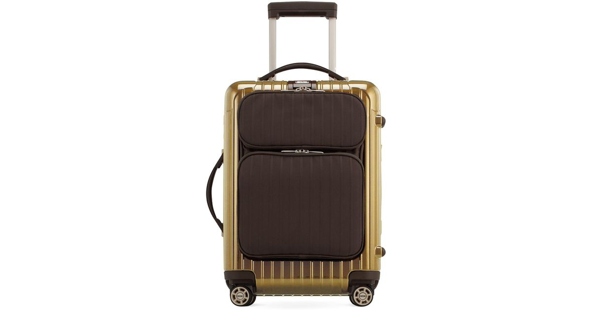 73fb40a956b Rimowa Salsa Deluxe Hybrid Cabin Multiwheel Upright - 100% Exclusive for  Men - Lyst