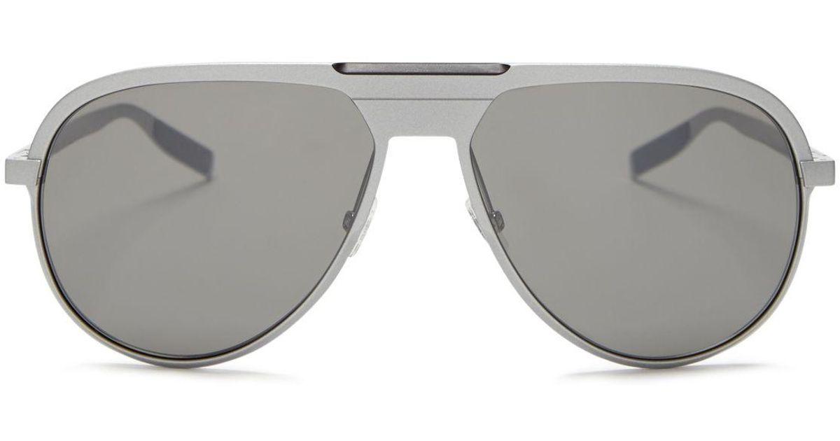 e5c378125f6 Lyst - Dior Homme Dior Al 136 s Aviator Sunglasses
