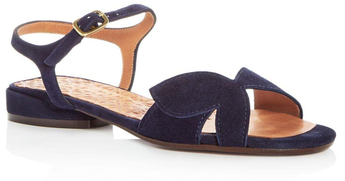 Chie Mihara Women's Vonsai Suede Sandals - 100% Exclusive U1pmYs74Be