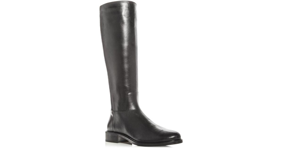 Aquatalia Women's Bryana Weatherproof Leather Tall Boots Outlet Limited Edition YrUz7aPfmr