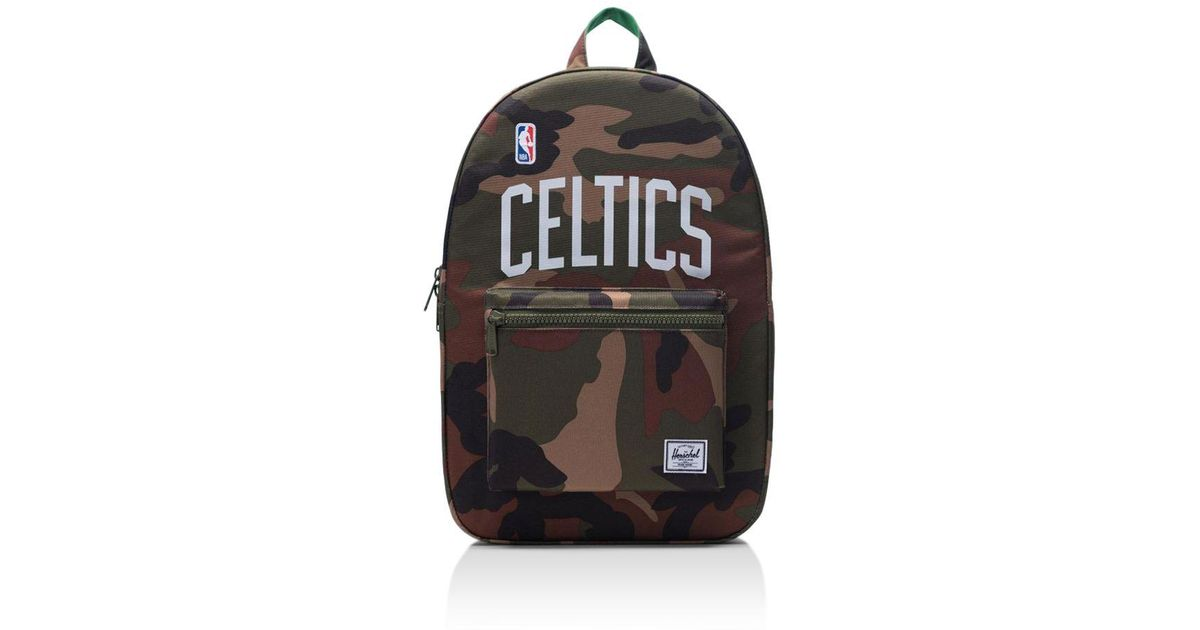 d99d37611868 Herschel Supply Co. Nba Superfan Herschel Settlement Backpack in Black for  Men - Lyst