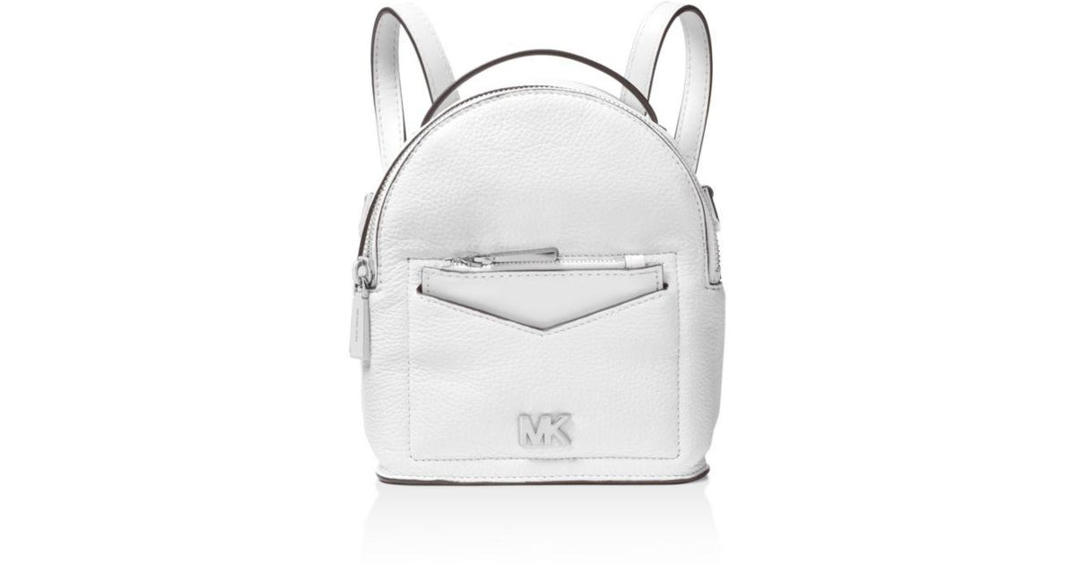 246826997ba5 Michael Kors Michael Jessa Mini Convertible Backpack - Lyst