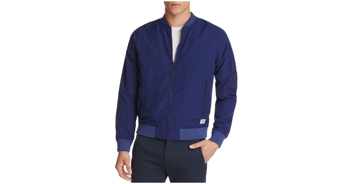 9be2eaee9 Penfield - Blue Okenfield Bomber Jacket for Men - Lyst