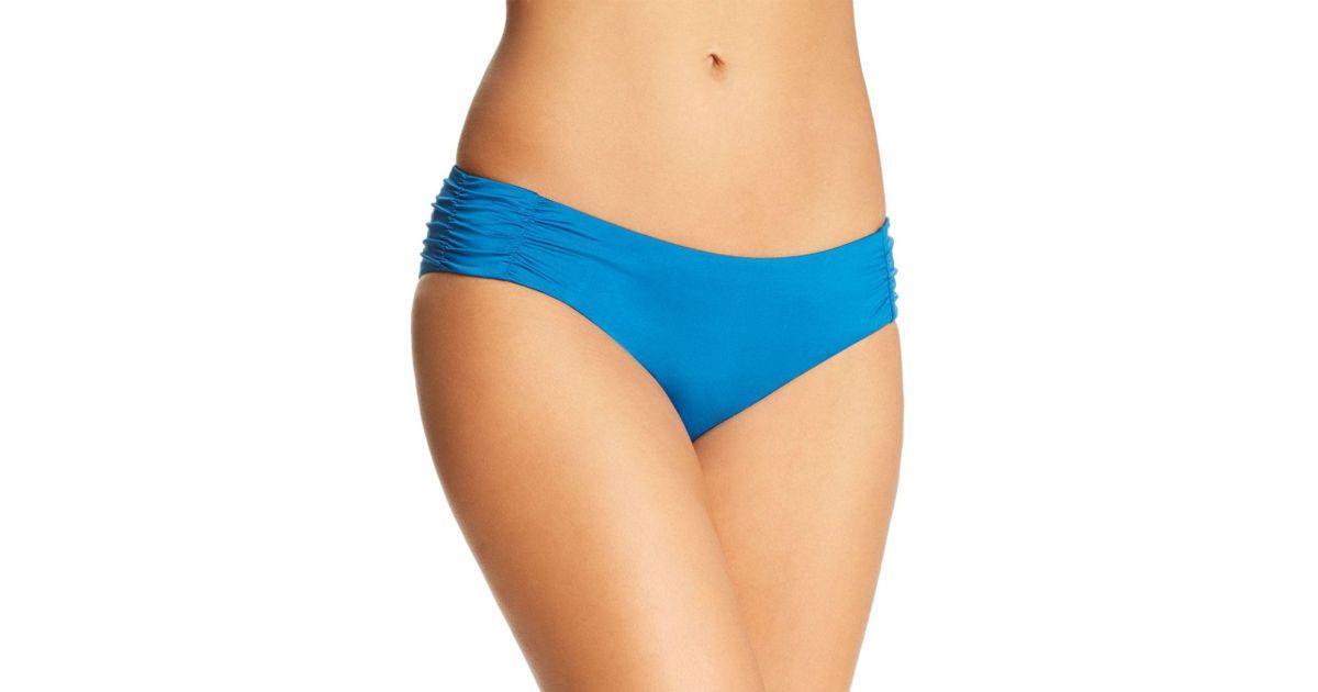 2f9febacc8 SOLUNA Color Run Bikini Bottom in Blue - Lyst