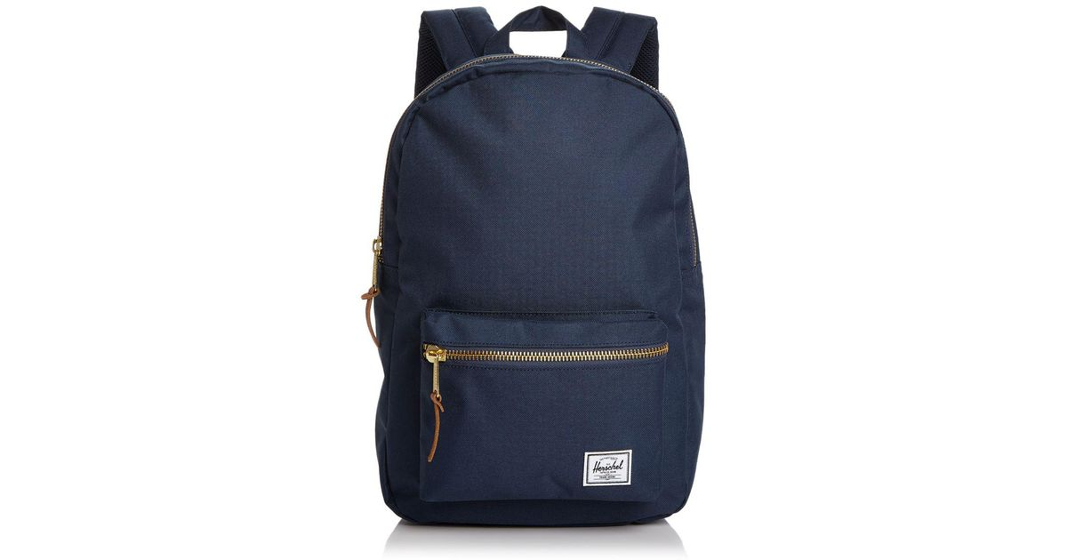 25869e52323 Lyst - Herschel Supply Co. Settlement Mid Volume Backpack in Blue
