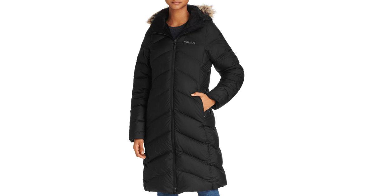 Lyst - Marmot Montreaux Coat in Black c21eb8af317d