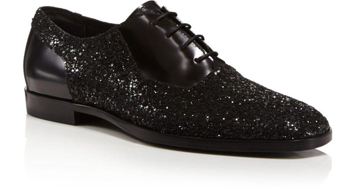 6df0ca4e2d6 Lyst - Jimmy Choo Men s Tyler Dress Shoes in Black for Men