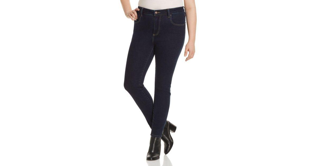 9c4f1d93f06 Lyst - Lucky Brand Emma Legging Jeans In Breaker in Blue