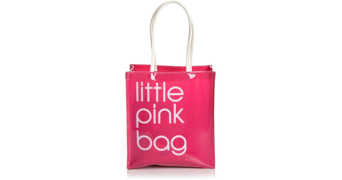 73fafc92d3cf Lyst - Bloomingdale s Little Pink Bag in Pink