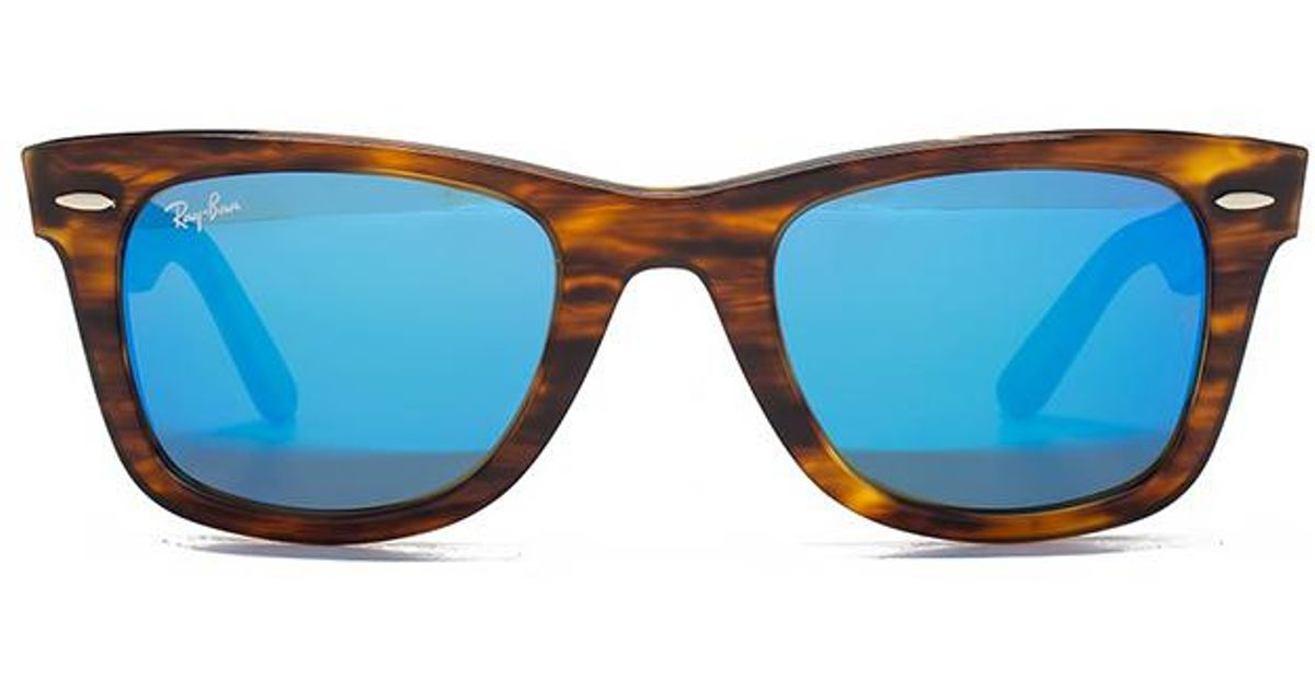4d1d5ce30a0b4 Ray Ban 5114 Havana Blue