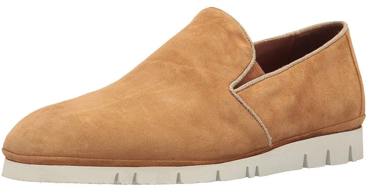 Lyst - Donald J Pliner Donald J Pliner Men s Baldo Slip-on Loafer in Brown  for Men 779ac154a22