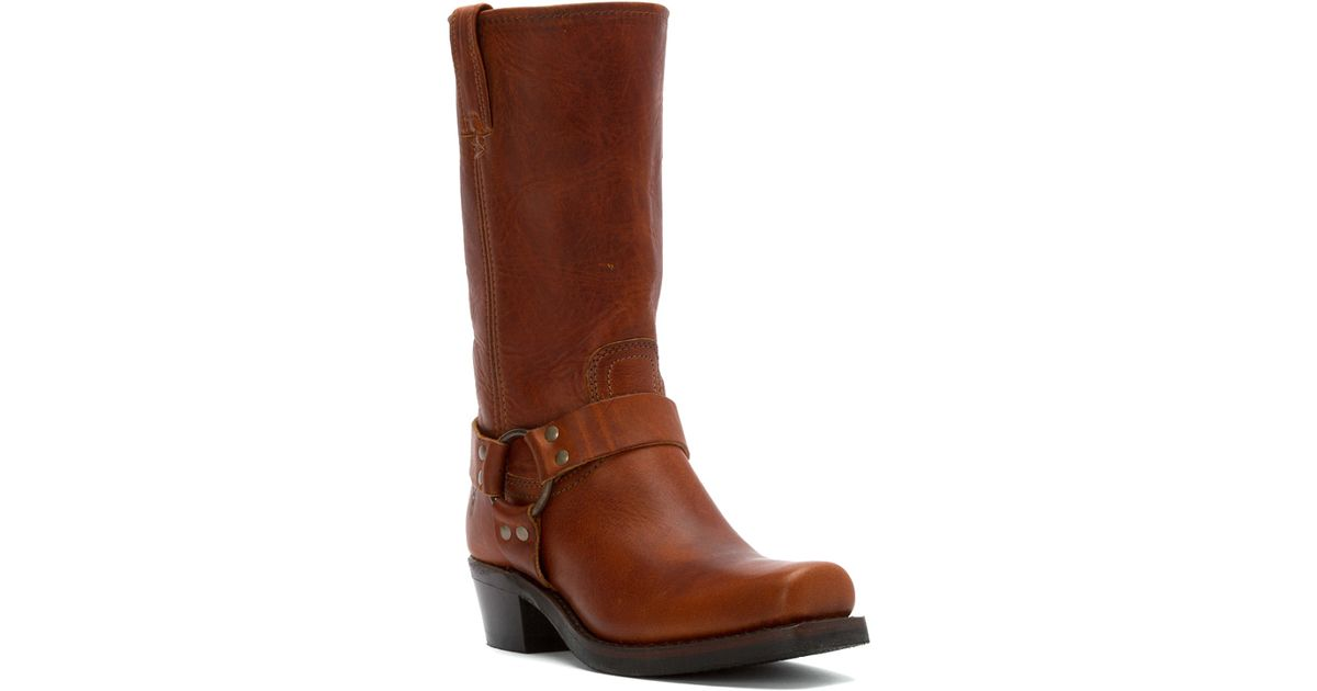 Beautiful Frye Boots Women Womens Belted Harness Boots