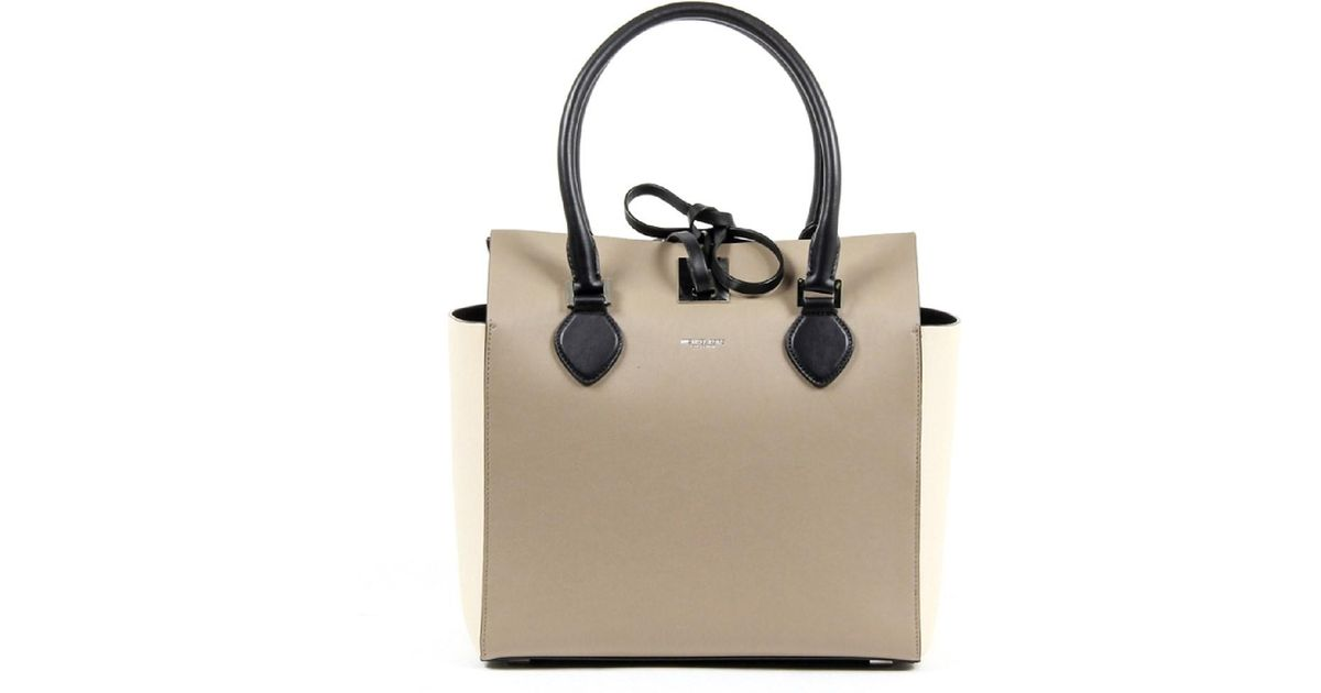 68a223ea18ebca Michael Kors Ladies Miranda Medium Leather Tote Handbag [nhsalumni.org]