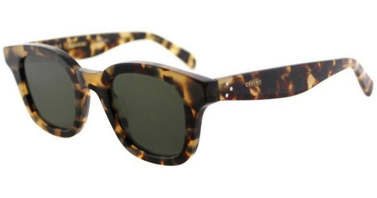6bdb3bffc2f Lyst - Céline Women s Cl41376 45mm Sunglasses