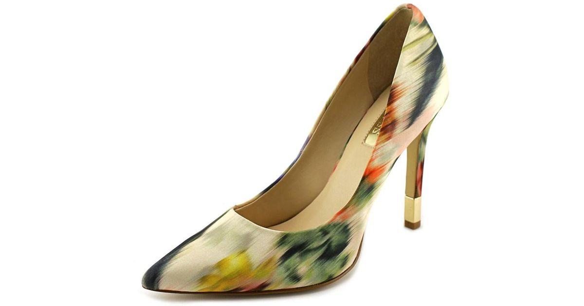 Womens Shoes GUESS Babbitta3 Natural Mesh
