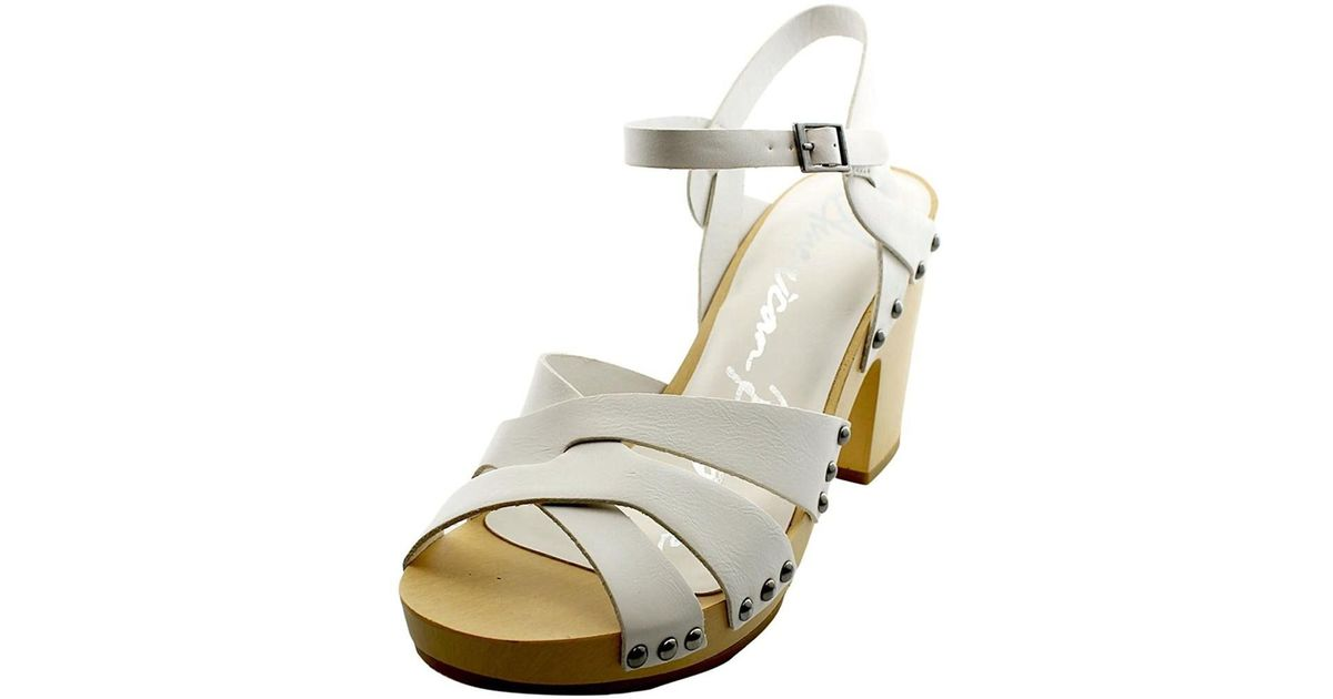 dce7bc5304d Lyst - American Rag Womens Cassidy Open Toe Casual Strappy Sandals in White