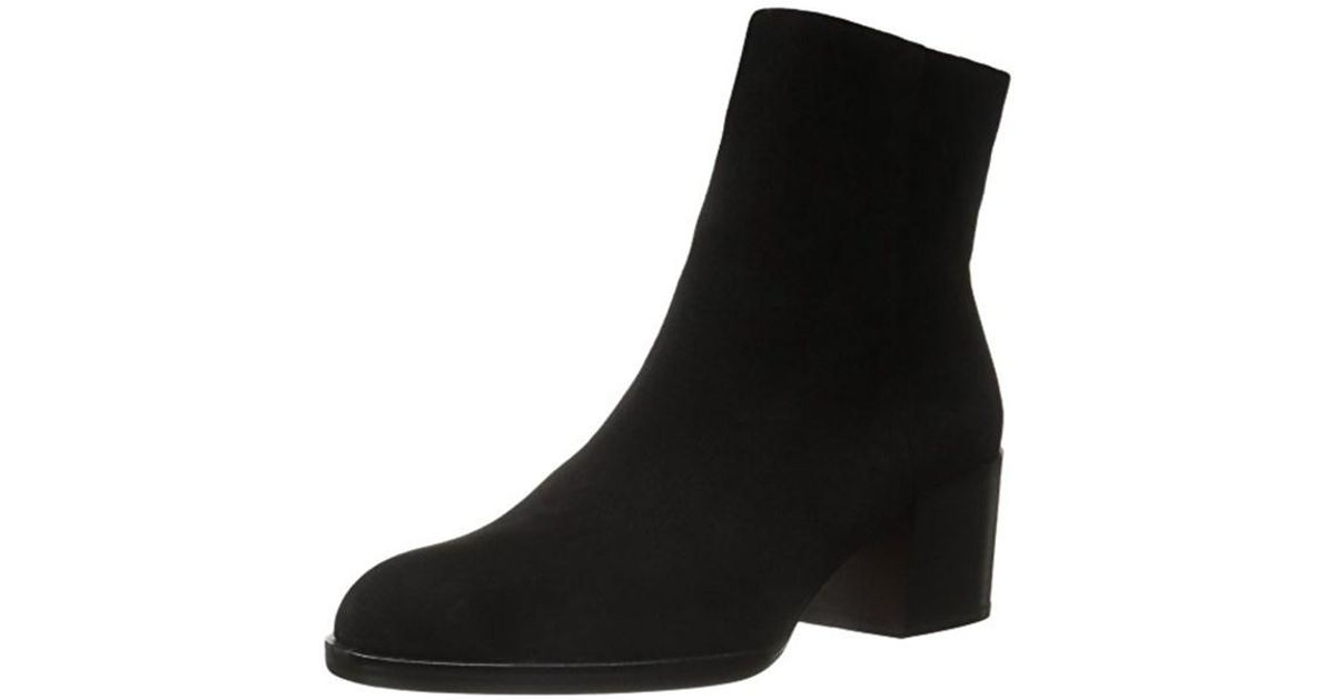 952ce9fececa57 Lyst - Sam Edelman Womens Joey Leather Pointed Toe Ankle Fashion Boots in  Black