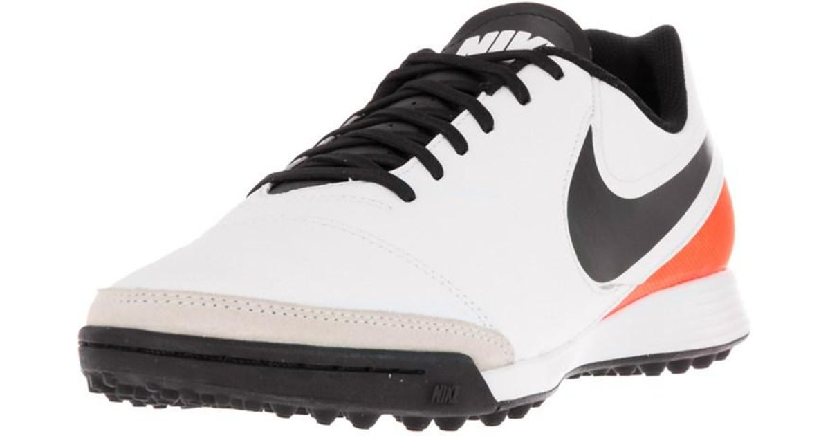 b0aea2272 Lyst - Nike Men's Tiempo Genio Ii Leather Tf Turf Soccer Shoe in White for  Men