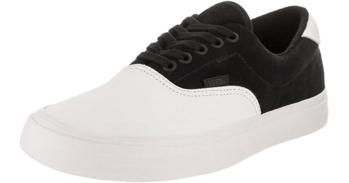 Lyst - Vans Unisex Era 59 (dipped) Skate Shoe in Black 3977facf9