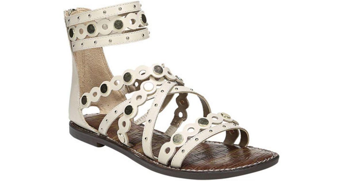 Sam Edelman Geren Ankle Cuff Gladiator Sandal (Women's) TfKLY
