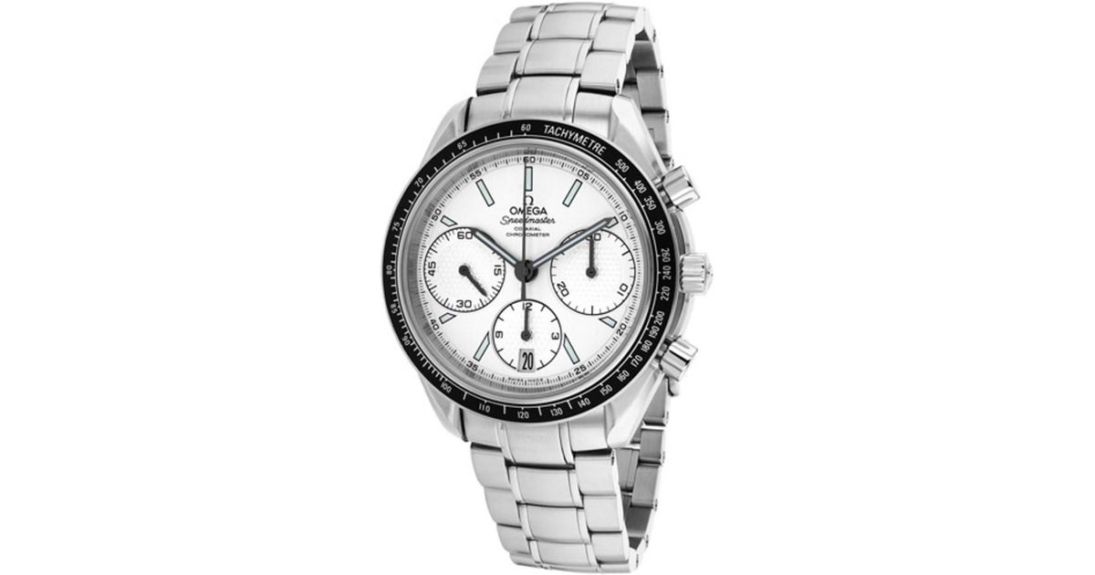 8d1c36187d9e Lyst - Omega Speedmaster Men s O32630405002001 in Metallic for Men