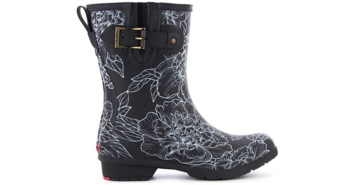 Chooka Cora Mid Rain Boot (Women's) cqviH