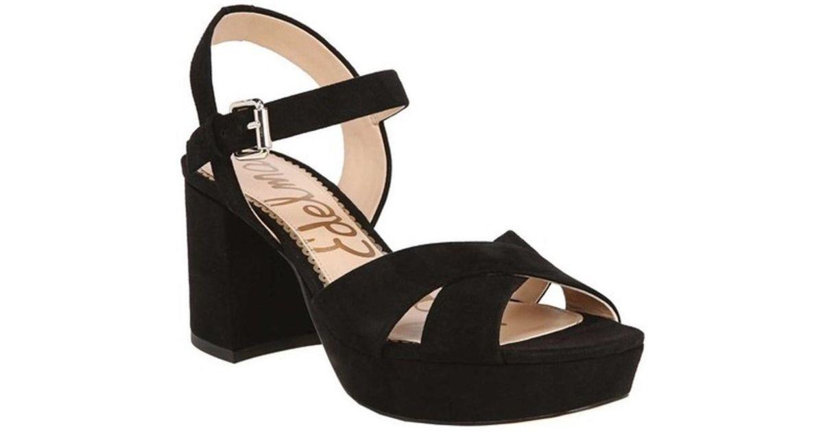 Sam Edelman Women's Jolene Platform Sandal 601TxKq8c
