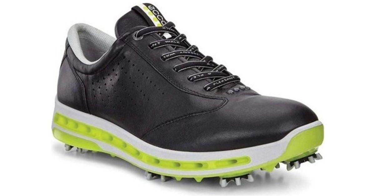 4ce33e58a906 Ecco - Black Men s Cool Gore-tex Sneaker for Men - Lyst