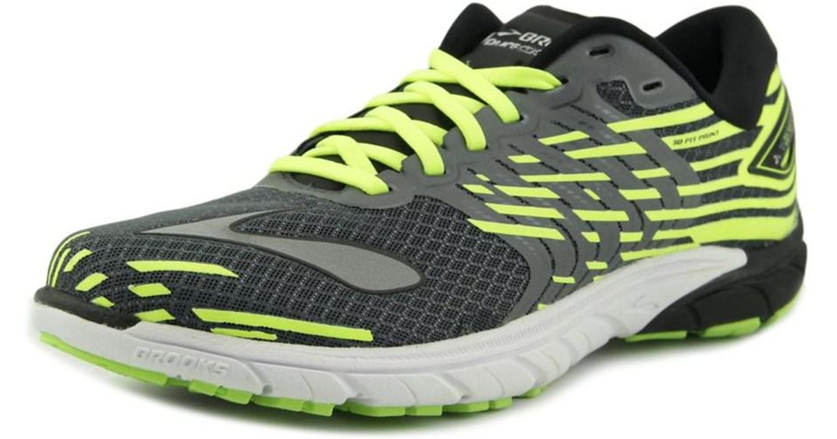 95fa437b9af Lyst - Brooks Purecadence 5 Men Round Toe Synthetic Multi Color Running Shoe  in Green for Men