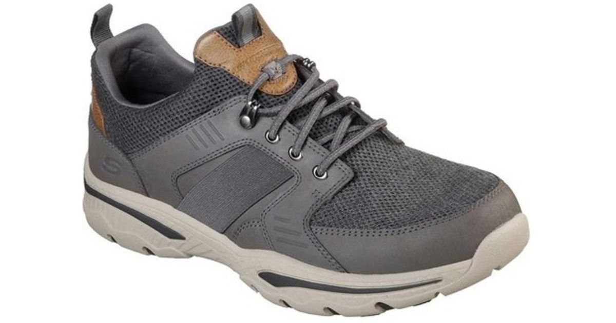 Skechers Relaxed Fit Creston Mando Sneaker(Men's) -Taupe Newest Sale Online Best Sale Sale Online Sale Browse M6Hzrs57