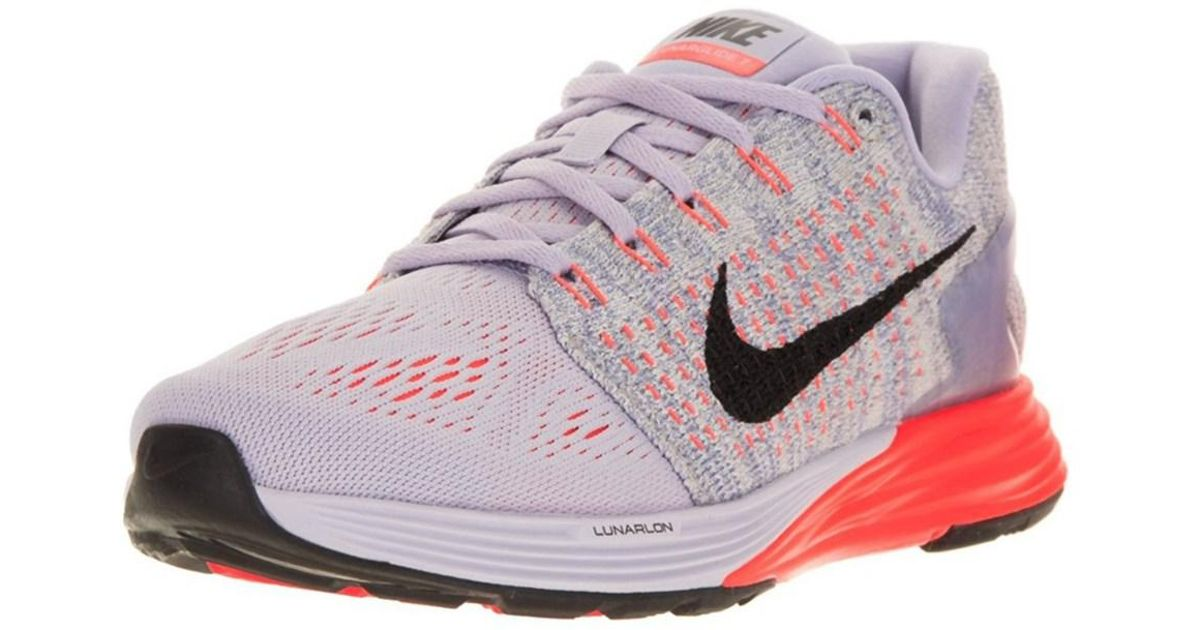 the latest 91e24 0a916 Nike - Multicolor Lunarglide 7 Womens Running Sneakers - Lyst