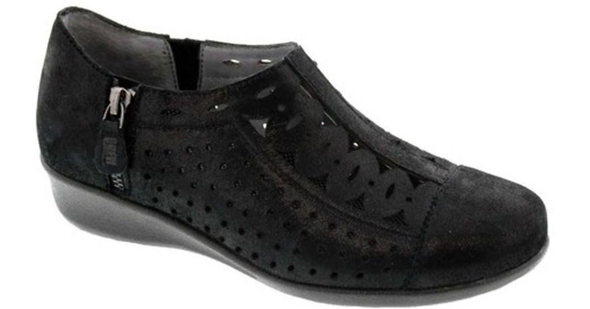 Drew Metro Zip On Wedge (Women's) 8OuTcJaGa