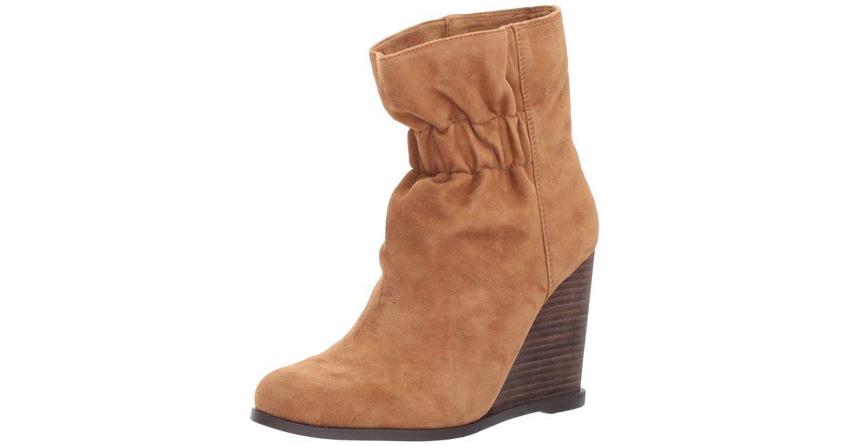 17d1cb54f88 Lyst - Splendid Womens Rebecca Closed Toe Mid-calf Fashion Boots in Brown