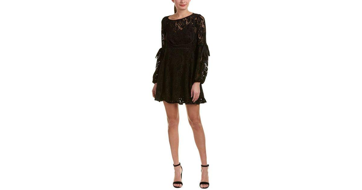 190df740673b Lyst - Free People Ruby Mini Dress in Black