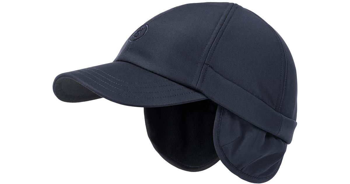 83e925adf5681 Bogner Cap With Ear Protector Power in Blue for Men - Lyst