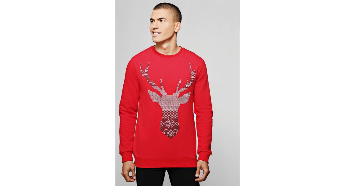 The Christmas Workshop Pull Homme