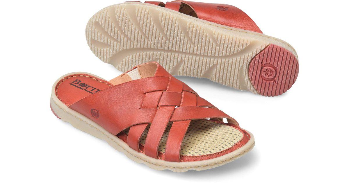 Born Tarpon Slide Sandals aqcSfBt