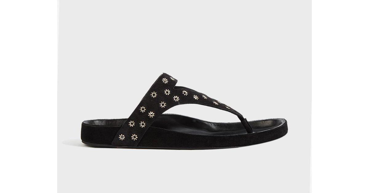Elbry leather sandals Isabel Marant VGvpYGjr