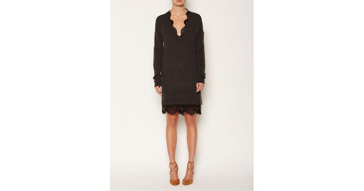 78a351abb5e Brochu Walker The Lace Looker Dress in Black - Lyst